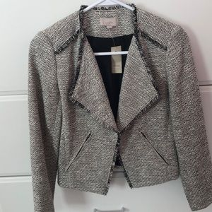 Tweed jacket — perfect for work